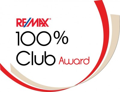 REMAX 100% Club Award